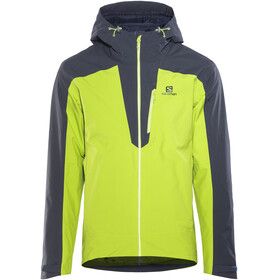 Salomon La Cote 2L Jacket Men blue